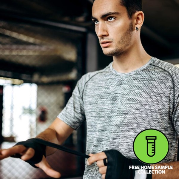Eco - Baseline Fitness Health Check For Men (Includes 43 tests)