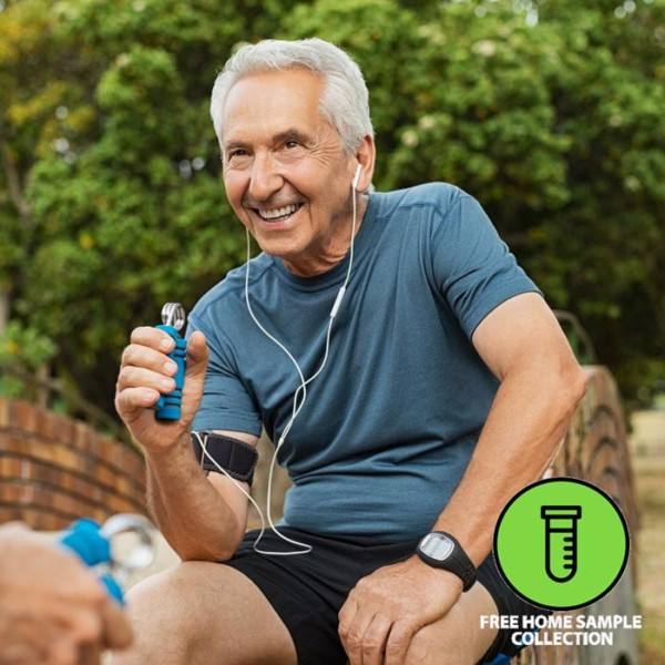 Eco- Senior Citizen Package For Men (Includes 75 tests)