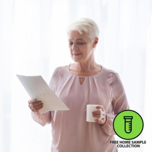 Eco- Senior Citizen Package For Women (Includes 78 tests)