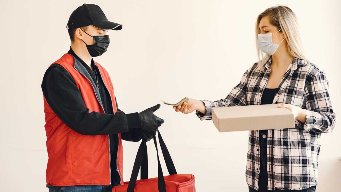 How Covid-19 virus can end up in your home through the things you buy