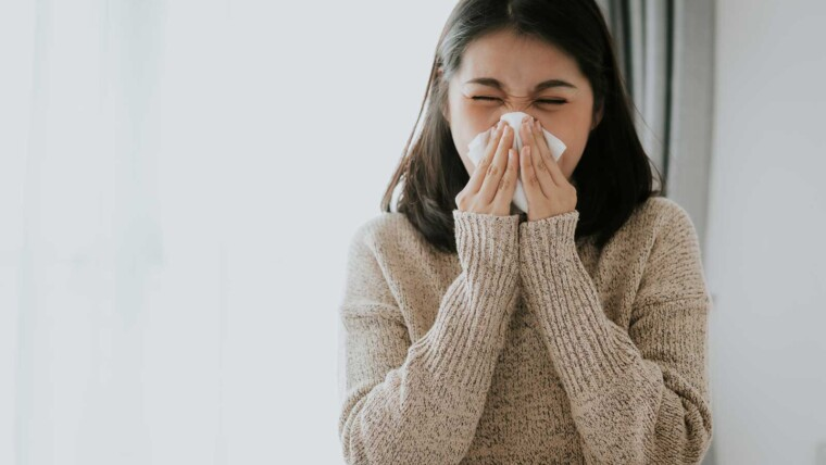 5 signs of a weak immune system