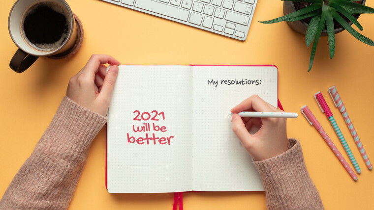 Healthy Habits to Keep Your New Year's Resolutions